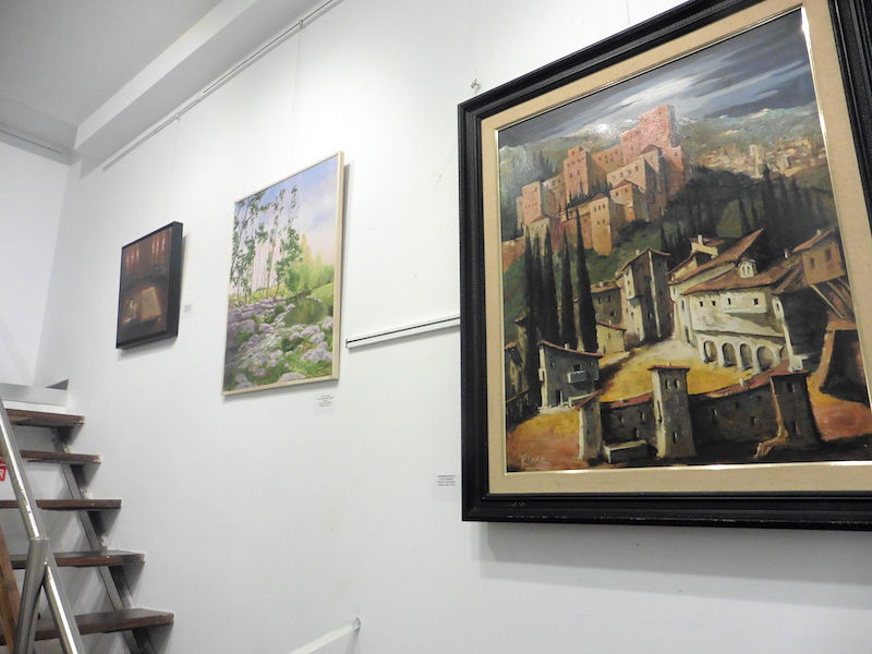 Exposición Vistas de Ávila a través del Jubileo